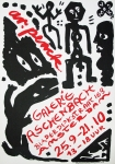 Penck, A.R. - 1987 - Aschenbach Galerie