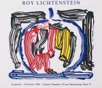 Lichtenstein, Roy - 1983 - Galerie Templon