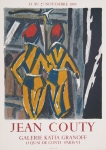Poster: Couty, Jean - 1959 - Galerie Granoff