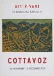 Cottavoz, André - 1959 - Art Vivant