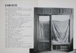 Christo (Javacheff) - 1964 - Galerie Schmela (Einladung)