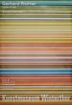 Richter, Gerhard - 2014 - Kunstmuseum Winterthur (Streifen und Glas, Strip)