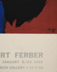 Ferber, Herbert - 1960 - Andre Emmerich Gallery