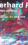 Richter, Gerhard - 2014 - Kunstmuseum Winterthur (Streifen und Glas, Flow)