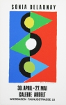 Poster: Delaunay, Sonia - 1971 - Galerie Ardelt