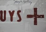Beuys, Joseph - 1968 - Köln Edition Tangente (Originalgrafik Serie 1 Köln)