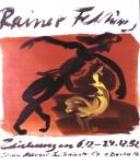 Fetting, Rainer - 1982 - Galerie Menzel Berlin