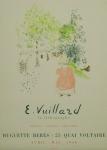 Vuillard, Edouard - 1956 - Galerie Huguette Berés