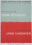 Poster: Hitchens, Ivon - 1957 - Paris, Musée National d'Art Moderne