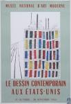 Shahn, Ben - 1954 - Musée National DArt Moderne (Le dessin contemporain aux États-Unis)
