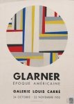 Glarner, Fritz - 1952 - Galerie Louis Carré, Paris