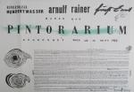 Hundertwasser, Friedensreich - 1959 - Pintorarium (Wien)
