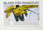 Lichtenstein, Roy - 1985 - Museum für moderne Kunst (Bilder für Frankfurt)