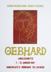 Poster: Gebhard, Ludwig - 1987 - München
