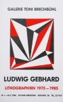 Poster: Gebhard, Ludwig - 1986 - Grenchen
