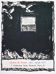 Alechinsky, Pierre - 1977 - Galerie de France Paris