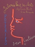 Poster: Cocteau, Jean - 1958 - Galerie Weil