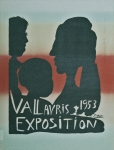 Poster: Picasso, Pablo - 1953 - Exposition Vallauris