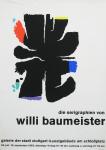 Baumeister, Willi - 1963 - Galerie der Stadt Stuttgart