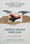 Braque, Georges - 1963 - (Lettera amorosa - LAmitié)  Université de Paris