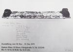 Beuys, Joseph - 1975 - Galerie Klein Bonn