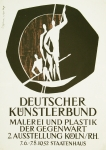 Fassbender, Joseph - 1952 - Deutscher Künstlerbund