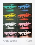 Plakat: Warhol, Andy - 1988 - Cars 300SL Coupe