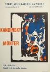 Kandinsky, Wassily - 1957 - Städtische Galerie München