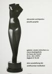 Archipenko, Alexander - 1970 - Galerie Verein München