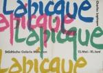 Lapicque, Charles - 1962 - Städtische Galerie München