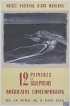 Graves, Morris - 1953 - 12 Peintres et Sculpteurs Américains Contemporains