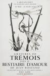 Trémois, Pierre-Yves - 1958 - Le Bestiaire dAmour de Jean Rostand