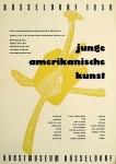 Wessel, Wilhelm - 1956 - (Junge amerikanische Kunst) Kunstmuseum Düsseldorf