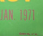 Warhol, Andy - 1970 - (Brillo) Musée dArt Moderne de la Paris