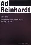 Reinhardt, Ad - 2010 - Josef Albers Museum Quadrat Bottrop