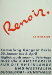 Renoir, Auguste - 1956 - Kunstverein Düsseldorf