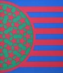 Indiana, Robert - 1967 - Galerie Der Spiegel Köln (amerikanische graphik - Einladung)