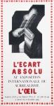 Faucheux, Pierre - 1965 - Galerie dart Paris