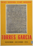 Torres-García, Joaquín - 1955 - Musée National dArt Moderne