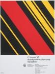 Fruhtrunk, Günter - 1977 - Musées Royaux des Beaux-Arts Bruxelles (douze peintres allemands)