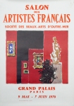Bezombes, Roger - 1970 - Salon des Artistes Francais