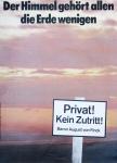 Staeck, Klaus - 1973 - Der Himmel gehört allen