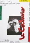 Le Corbusier - 1987 - Heidi Weber Haus, Zürich