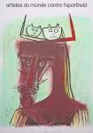 Lam, Wifredo - 1983 - artistes du monde contre lapartheid