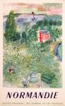 Dufy, Raoul - 1954 - Société National des Chemins de Fer Francais