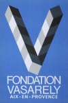 Poster: Vasarely, Victor - 1996 - Fondation Vasarely