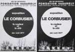 Le Corbusier - 1977 - Fondation Vasarely