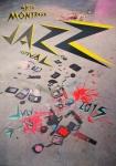 Fleury, Sylvie - 2015 - Montreux Jazz Festival
