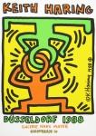 Haring, Keith - 1988 - Galerie Mayer Düsseldorf