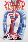 Nespolo, Ugo - 2015 - Spoleto Festival